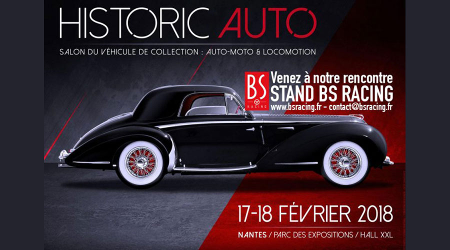 hotel nantes salon historic auto